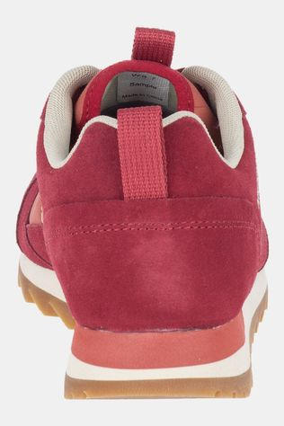 Merrell Womens Alpine Sneaker Syrah/Redwood