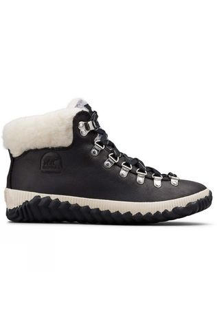 Sorel Womens Out N About Plus Conquest Boot Black
