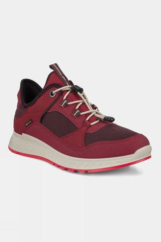 Ecco Womens Exostride Sneakers Syrah/Fig
