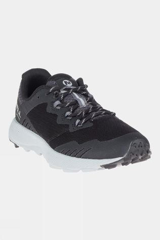 Merrell Womens Fluxion Gtx Shoe Black/Castle