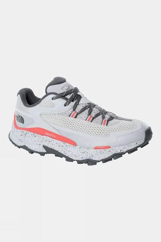 The North Face Womens Vectiv Taraval Microchip Grey/Fiesta Red