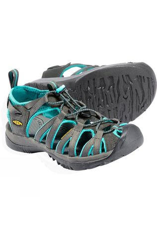 Keen Womens Whisper Sandal Dark Shadow/Ceramic
