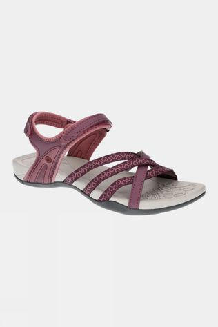 Hi-Tec Womens Savanna II Sandal Rose Brown/Dusty Rose