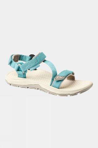 Columbia Womens Big Water II Sandal Teal, Ancient Fossil