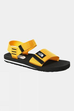 The North Face Womens Skeena Sandal Summit Gold/Tnf Black