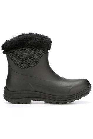 Muck Boot Arctic Apres Boot Black/Charcoal