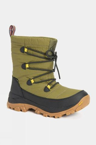 Muck Boot Womens Arctic Ice Nomadic Short Boots Moss