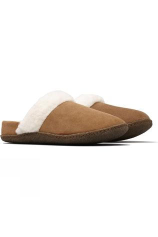Sorel Womens Nakiska Slide Slipper Camel Brown