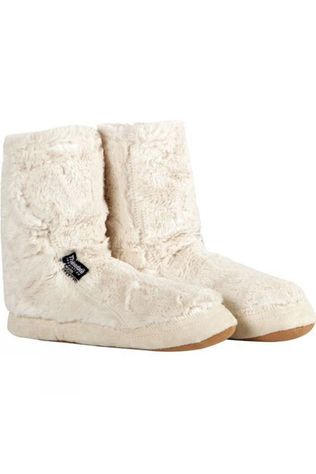 Ayacucho Super Soft Teddy Slipper Ecru