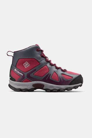 Columbia Peakfreak XCRSN Mid Waterproof Boot Wine Berry/ Black Cherry