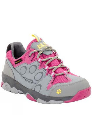 Jack Wolfskin Kids Mountain Attack 2 Texapore Low Shoe Tropic Pink
