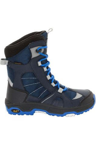 Jack Wolfskin Boys Snow Ride Texapore Boot Vibrant Blue