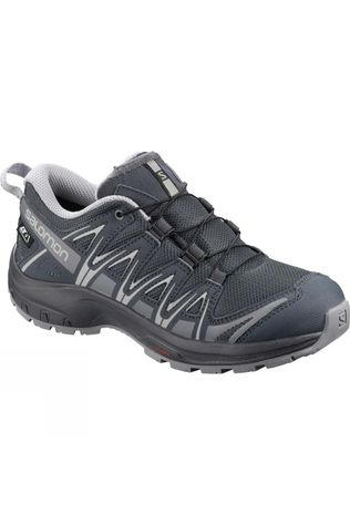 Salomon Childrens XA Pro CSWP Nocturne Ebony/Alloy/Quiet Shade