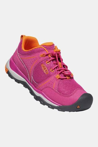 Keen Youth Terradora II Sport Shoe Very Berry/Russet Orange