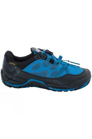 Jack Wolfskin Kids Jungle Gym Texapore Low Shoe Snake