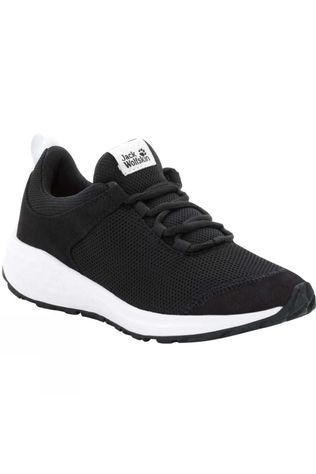 Jack Wolfskin Kids Coogee Low Black
