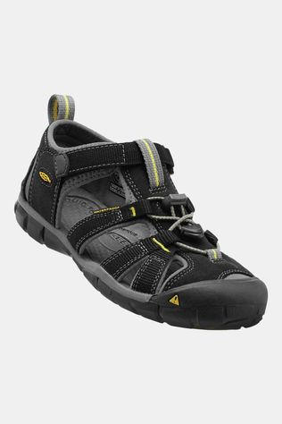 Keen Childrens Seacamp II CNX Sandal Black/Yellow
