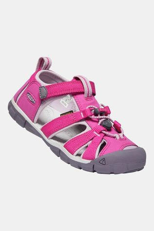 Keen Childrens Seacamp II CNX Sandal Very Berry/Dawn Pink