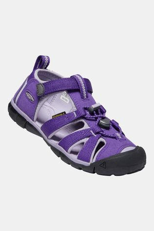 Keen Youth Seacamp II CNX Sandal Royal Purple/Lavender Gray