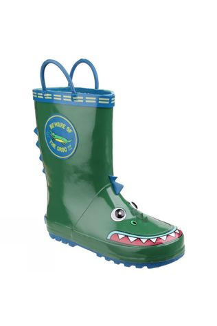 Cotswold Kids Puddle Boot Crocodile