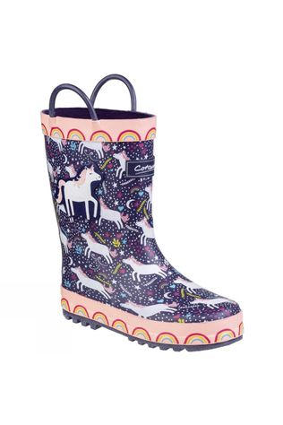 Girls Sprinkle Unicorn Welly