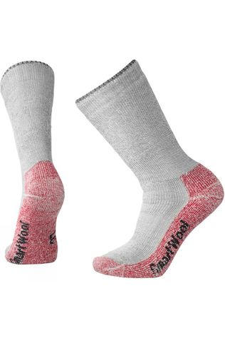 SmartWool Mens Mountaineering Extra Heavy Socks Charcoal Heather