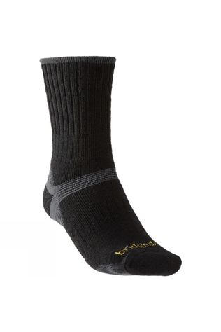 Bridgedale Mens Merino Hiker Sock Black