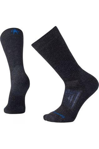 SmartWool Mens PhD Outdoor Heavy Crew Socks Charcoal
