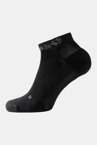 Jack Wolfskin Urban Sock Low Cut Black