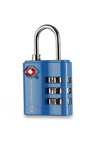 Lifeventure TSA Combination Lock Aqua