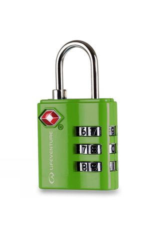 Lifeventure TSA Combination Lock Green