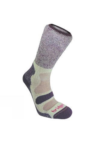 Womens Lightweight Cotton Comfort Sock