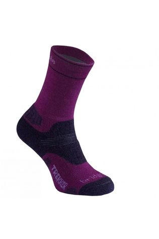 Bridgedale Womens Midweight Merino Endurance Sock Berry