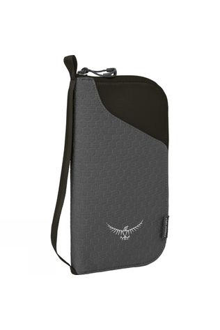 Osprey Document Zip Wallet Black