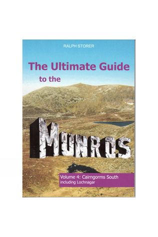 Luath Press Ltd The Ultimate Guide to the Munros Volume 4: Cairngorms South No Colour