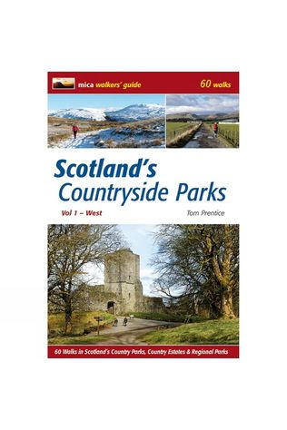 Mica Publishing Scotland's Countryside Parks Volume 1: West No Colour