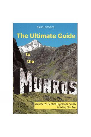 Luath Press Ltd The Ultimate Guide to the Munros Volume 2: Central Highlands South No Colour