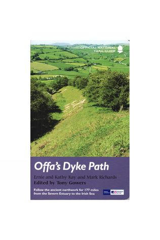 Aurum Press Offa's Dyke Path No Colour