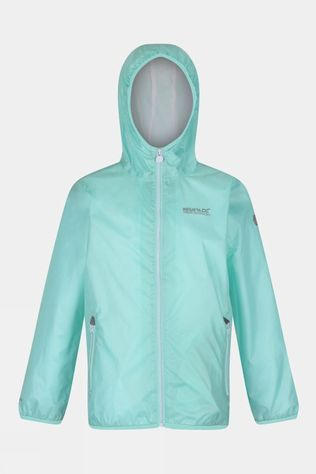 Regatta Kids Pack-It Jacket III Cool Aqua