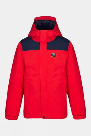 Sprayway Junior Riton Jacket Racing Red/Blazer