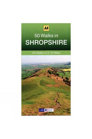 AA Publishing 50 Walks in Shropshire No Colour