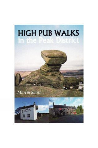 Sigma Press High Pub Walks in the Peak District No Colour