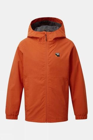Sprayway Kids Hergen Junior Waterproof Jacket Burnt Ochre