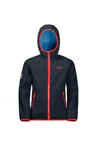 Jack Wolfskin Youth Fourwinds Jacket 14+ Night Blue