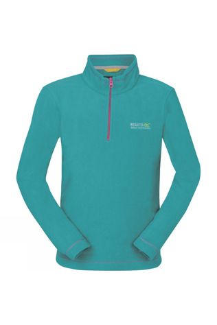 Regatta Kids Hot Shot II Fleece Cool Aqua