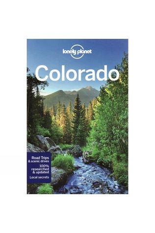 Lonely Planet Colorado No Colour