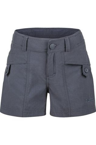 Marmot Girls Ginny Shorts Dark Steel