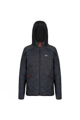 Kids Dissolver II Full Zip Hooded Fleece