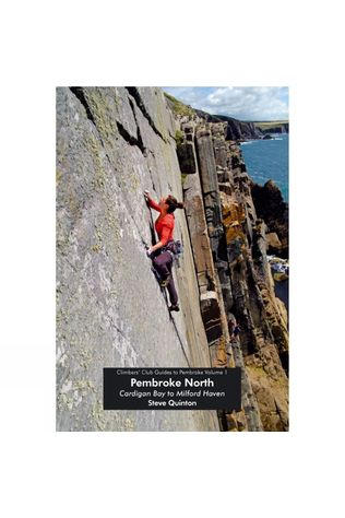 Climbers Club Pembroke North: Climbers' Club Guide to Pembroke Volume 1 No Colour
