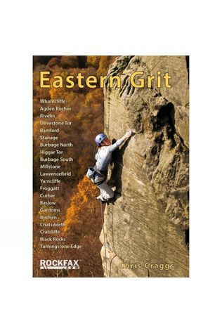 Rockfax Eastern Grit 3rd Edition, April 2015